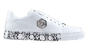 Philipp Plein MSC2829 weiß Lo-Top Sneaker