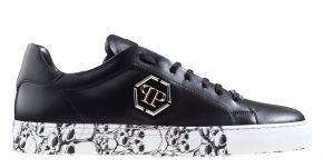 Philipp Plein MSC2829 schwarz Lo-Top Sneaker