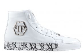 Philipp Plein MSC2830 weiß Lo-Top Sneaker