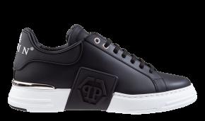 Philipp Plein MSC 3056 zwart Phantom Kicks Lo-Top Sneaker