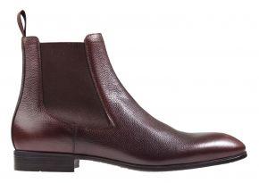 Santoni MGSI-13414 braun Chelsea Boot