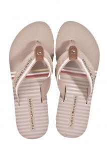 Tommy Hilfiger Stripy Flat Beach Sandal