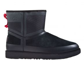 UGG Classic mini urban Tech Weather schwarz Stiefel