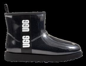 UGG Classic Clear Mini schwarz Stiefelette