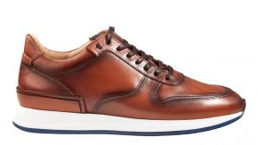Van Bommel 16334/00 G1/2 cognacKalbslederSneaker.